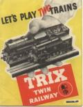 Lets Play 2 Trains leaflet